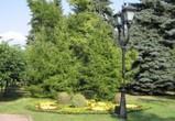 В Воронеже благоустроят два новых места отдыха