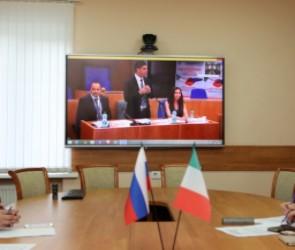 На День города Воронеж посетит итальянский мэр