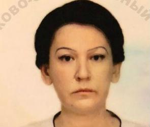 В Воронеже разыскивают 45-летнюю женщину с порезами на руке