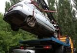 С воронежских улиц активно эвакуируют брошенные автомобили