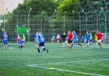 Футбольный чемпионат Лиги «Безгалстуков» достиг экватора