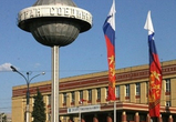 В Воронеже с Университетской площади могут убрать стелу «чупа-чупс»