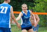Стала известна сильнейшая корпоративная команда Воронежа по пляжному волейболу