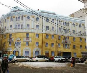 «Дом-призрак» в центре Воронежа снесут до конца года