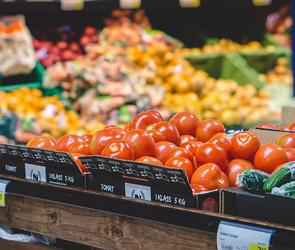В воронежских магазинах продукты с начала года подорожали более чем на 10%