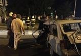 Фото и видео страшного ночного ДТП в Воронеже появились в Сети
