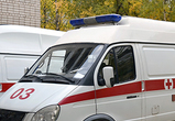 В Воронеже госпитализирована 80-летняя бабушка, сбитая грузовиком на переходе