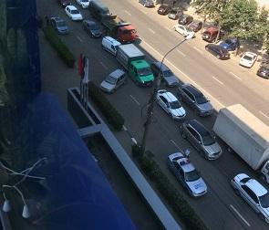 Очевидцы: Из-за приезда советника Путина в Воронеже массово эвакуируют машины
