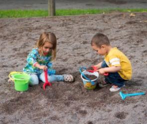 В ближайший год в Воронеже построят четыре новых детских сада