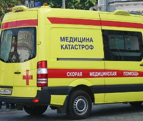 Под Воронежем пенсионер на «Крайслере» врезался в «МАН», есть погибшие и раненые