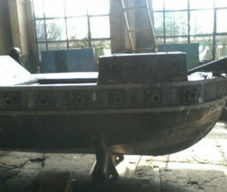 Реставрация воронежского баркалона «Меркурий» закончена на 95%
