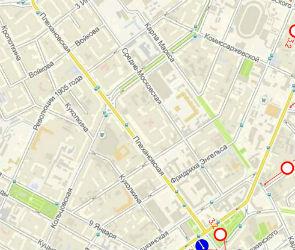 В час-пик в Воронеже закроют движение по проспекту Революции