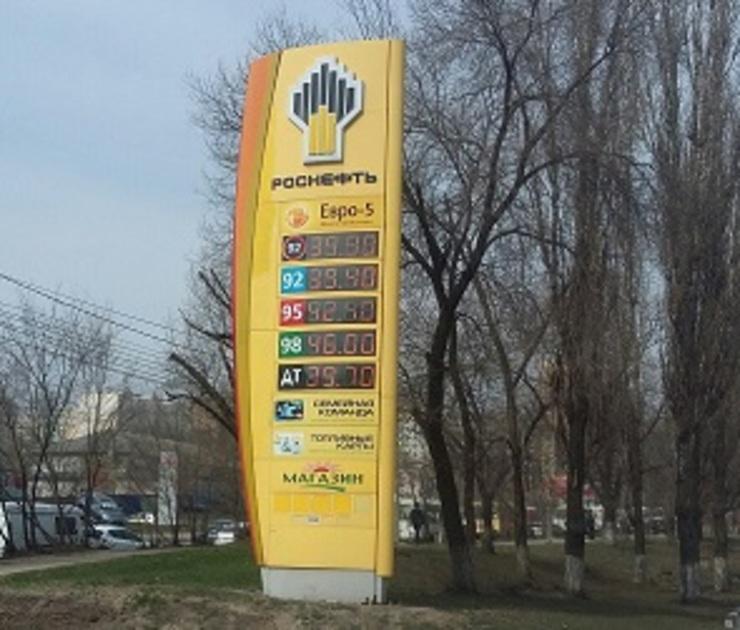 Аналитики сообщили о подорожании бензина в Воронеже на 10%