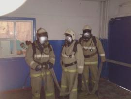 Из-за пожара в шахте лифта эвакуировано 68 жильцов воронежской многоэтажки