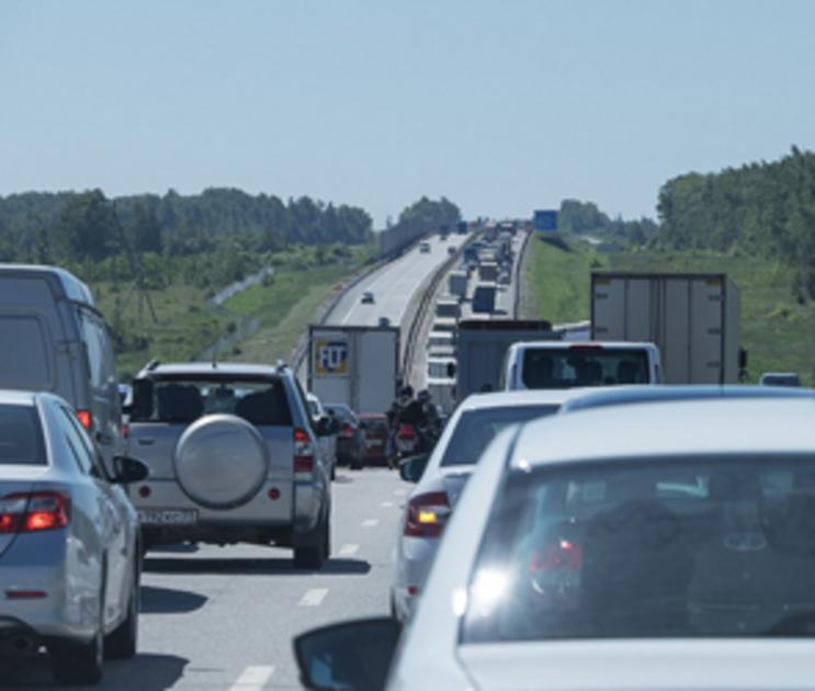 Стало известно о новых планах по вводу дороги в обход Лосево в эксплуатацию