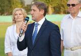 Депутат Андрей Соболев принял участие в церемонии открытия футбольного турнира