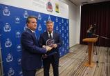 Мэр Воронежа Вадим Кстенин стал первым в рейтинге глав столиц субъектов ЦФО