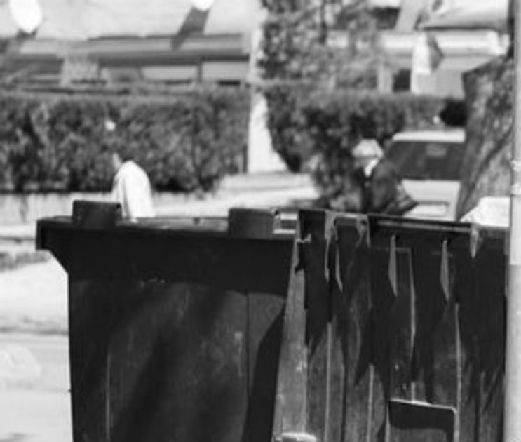 В Воронеже возле мусорки найден труп девушки