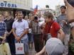 Несогласованный митинг в день выборов 171513