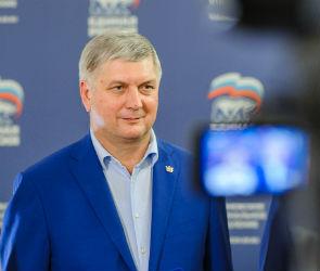 Губернатором Воронежской области выбрали Александра Гусева
