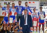 Спортсмен из Воронежа стал чемпионом России по велоспорту