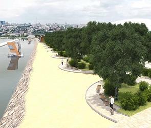 Власти Воронежа показали, как изменится дамба из-за строительства Центра гребли