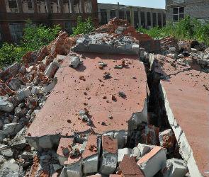 Воронежские власти требуют наказать вандалов, разрушивших памятник героям войны