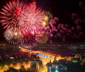 Воронежцев восхитил грандиозный салют в День города (лучшие фото и видео)