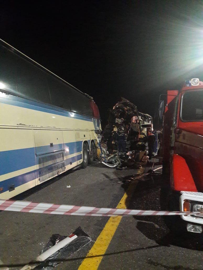По факту ДТП с автобусами под Воронежем возбудили уголовное дело