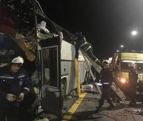 Стали известны личности пострадавших и погибших в ДТП с автобусами под Воронежем