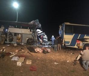Возбуждено второе уголовное дело после жуткого ДТП с автобусами на М-4 «Дон»