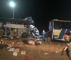 Родственники погибших в автобусной аварии под Воронежем получат компенсации