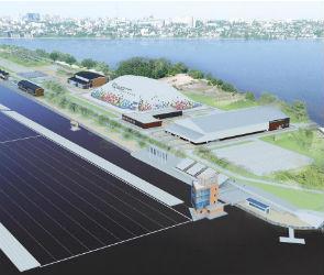Определен подрядчик, который займется строительством Центра гребли в Воронеже