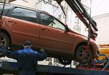 Угонщик перевез машину воронежца на эвакуаторе в пункт металлоприема