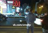 На Московском проспекте в Воронеже сбили пешехода