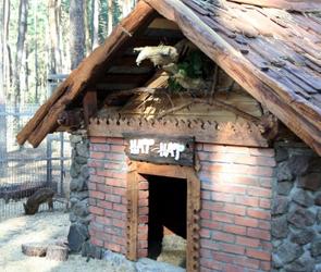 Воронежский «Червленый яр» приглашает в «Тигули» и настоящие домики трех поросят