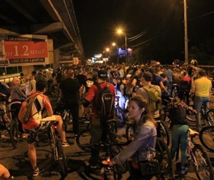Стала известна программа «Велоночи-2018» в Воронеже