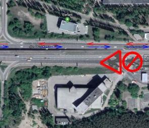 В Воронеже на 3,5 недели закроют часть пешеходной зоны Северного моста