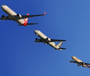 Пассажиропоток воронежского аэропорта достиг рекордной отметки 600 000 человек