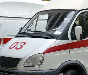 На левом берегу Воронежа иномарка сбила двух девушек на дороге