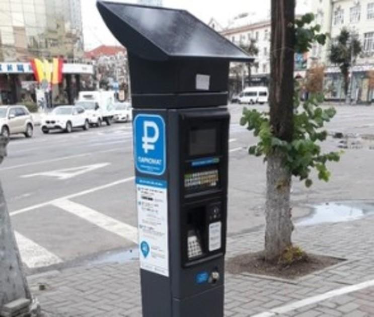 На платных парковках в Воронеже не будет бесплатных 15 минут
