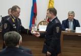 ГУ МВД по Воронежской области представило нового начальника