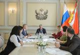 В правительстве Воронежской области обсудили схему обращения с отходами