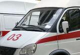 В Воронежской области фура протаранила иномарку: пять человек ранены