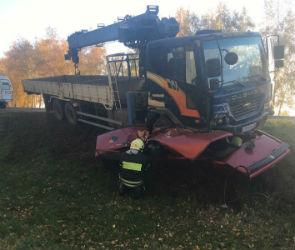 В полиции рассказали подробности смертельного ДТП с манипулятором под Воронежем