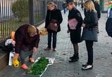 Власти прогнали нелегальных торговцев-пенсионеров с центральных улиц Воронежа