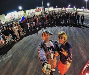 Воронежские автомобилисты устраивают флешмоб в честь Дня водителя