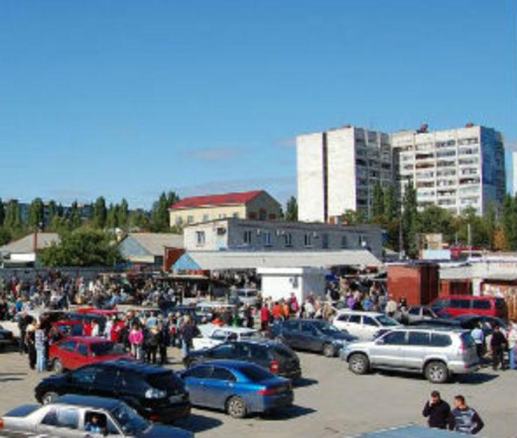 Новый торговый комплекс построят на месте бывшего Птичьего рынка