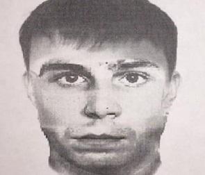 Опубликован фоторобот грабителя, избившего девушку в воронежском парке