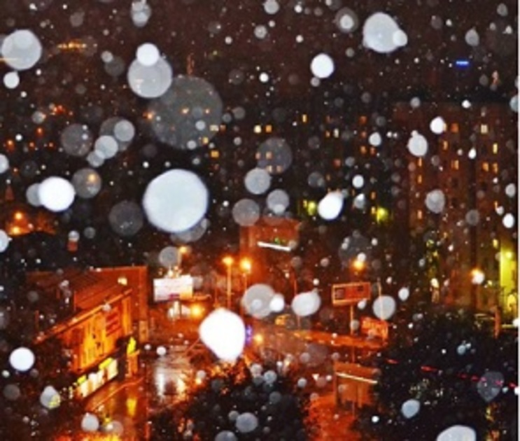 Снег и дожди обещают синоптики воронежцам на рабочей неделе